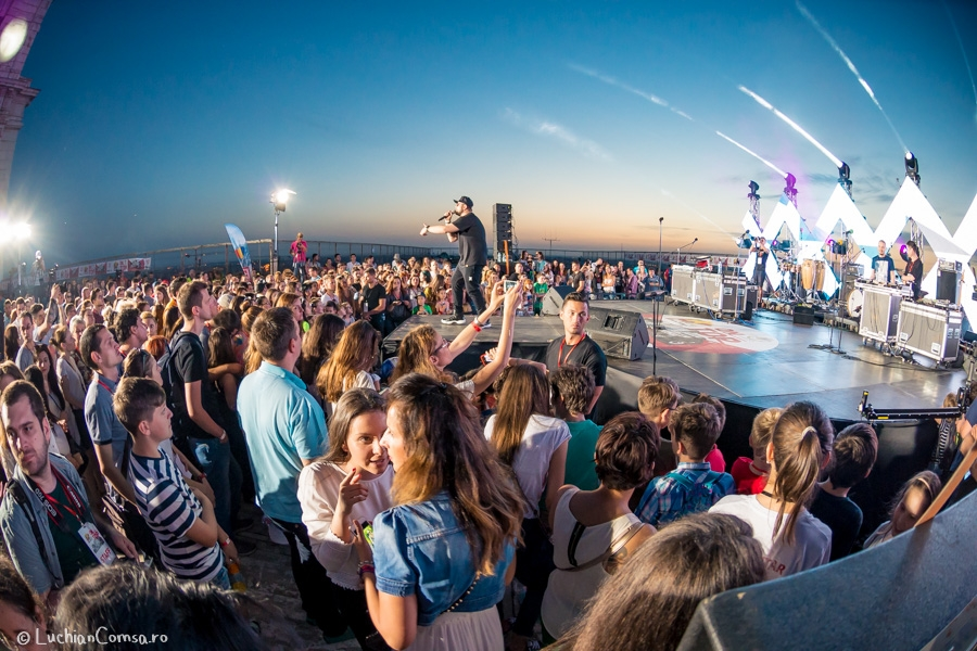 Concert ProFM ON TOP - Casa Poporului