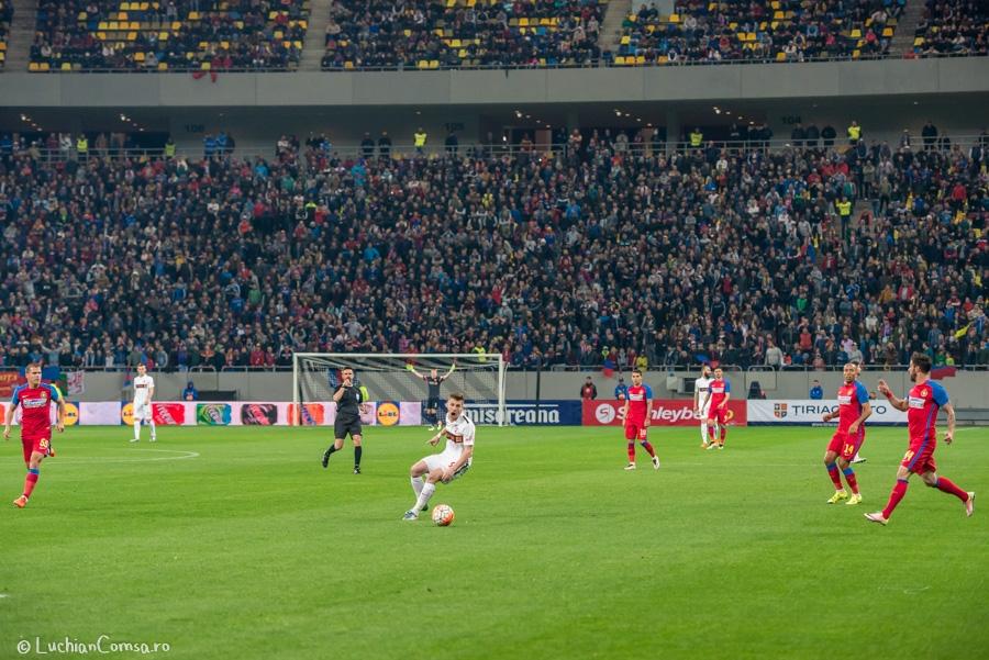 Steaua - Dinamo - Fotbal Cupa Romaniei - 2016