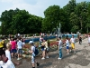 Bataie cu apa - Parcul Herastrau (5)