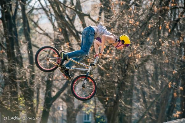 Parc Portret Sport Herastrau - Bucuresti