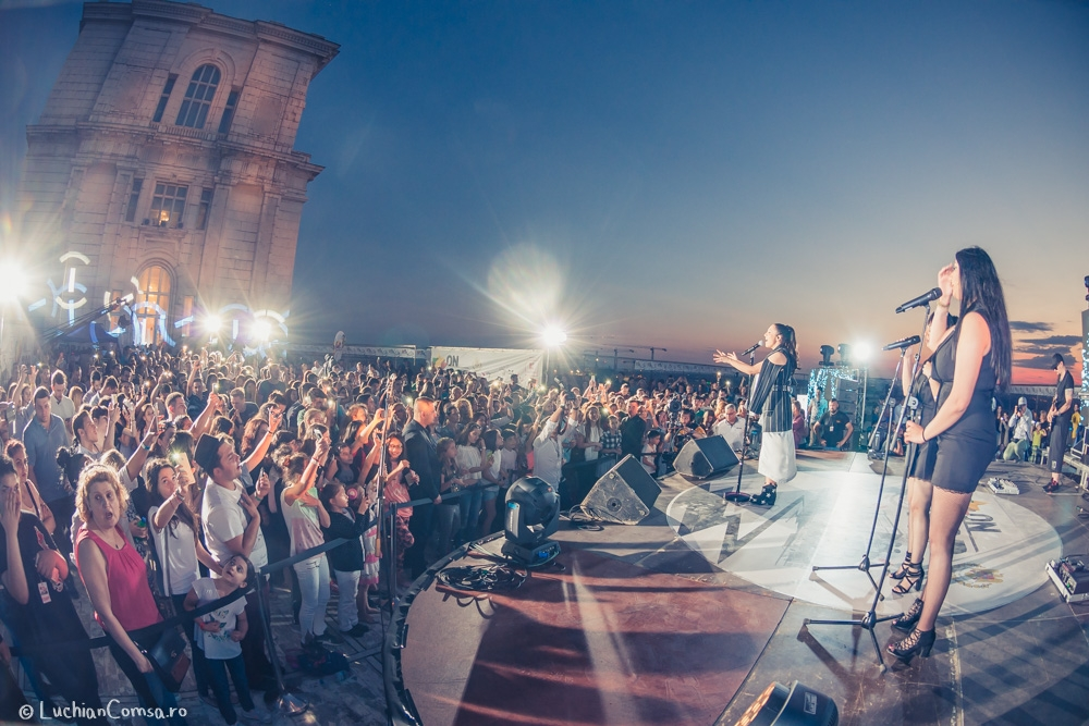 Concert ProFM on TOP Casa Poporului