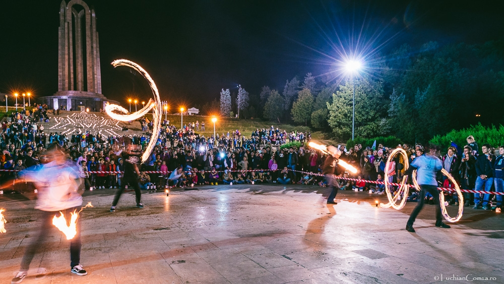 Festivalul Luminii 2017 - Bucuresti