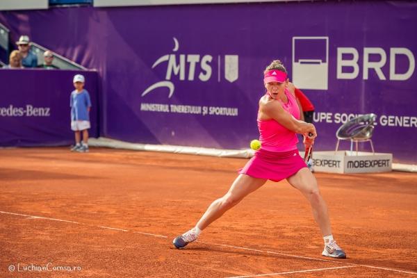 Tenis Simona Halep vs Roberta Vinci - Bucuresti - Arenele BNR WTA