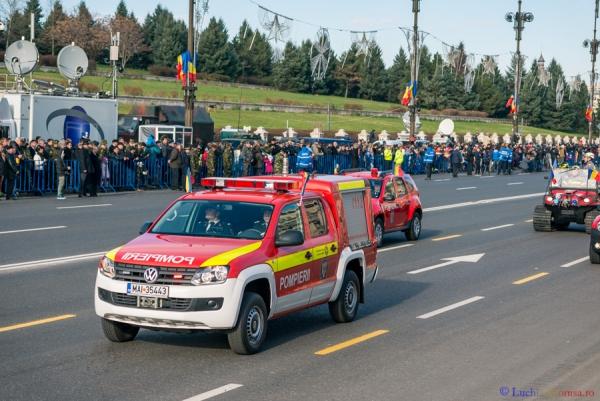 Parada Militara - 1 Decembrie 2015 - Bucuresti
