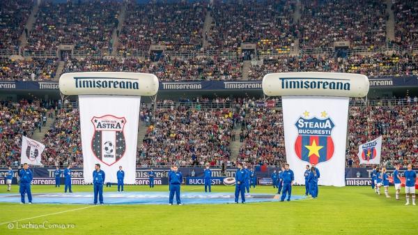 Fotbal Steaua Bucuresti - Astra - Finala Cupei Timisoreana