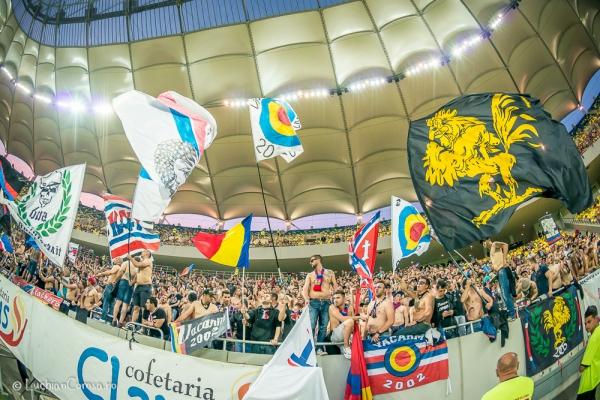 Fotbal Steaua Bucuresti - Otelul Galati
