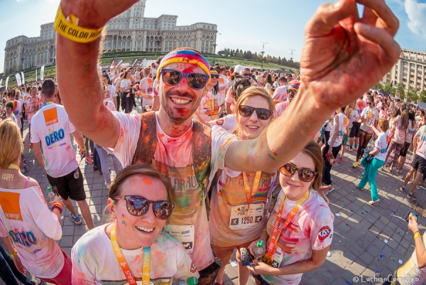 The Color Run Bucharest - Bucuresti - 2015