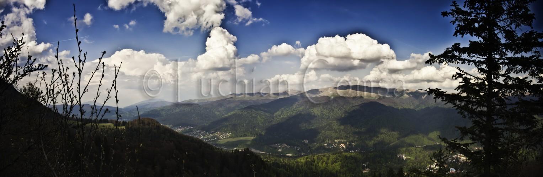 Panorama Cota 1400