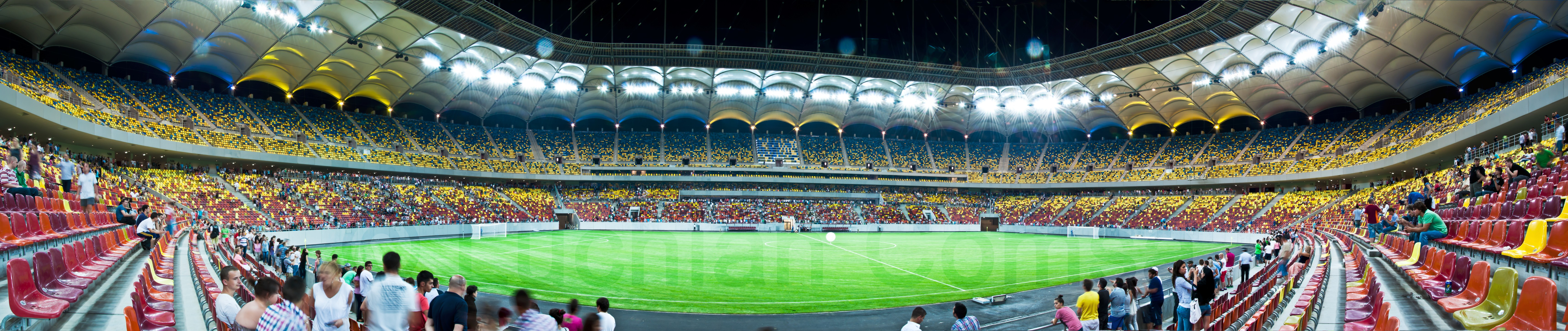 Panorama Arena Nationala – Bucuresti