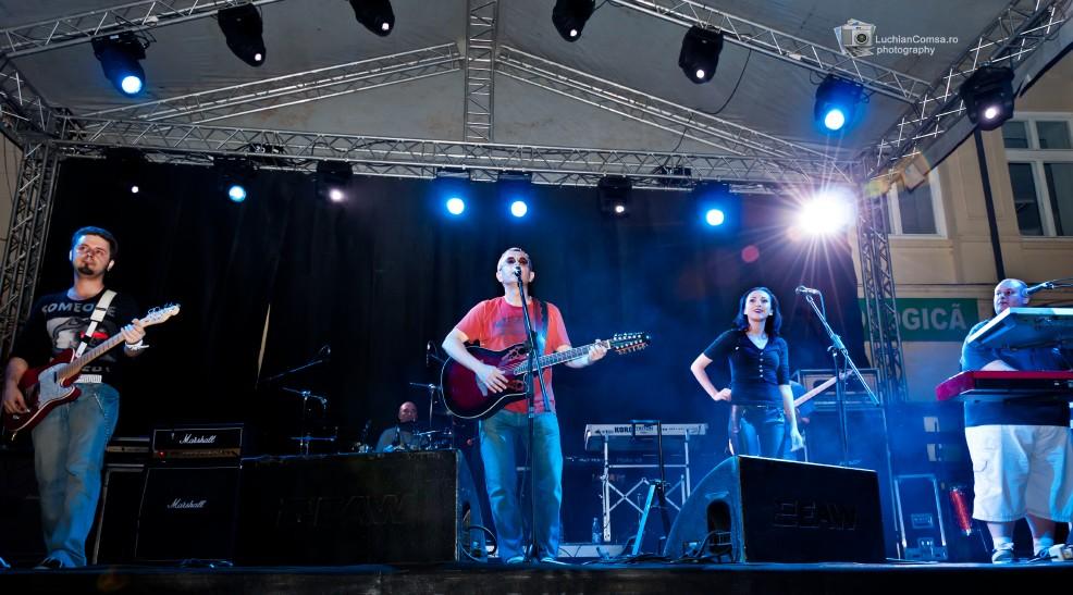 Zilele Bucurestiului 2011 – Trupa TAXI (Poze)