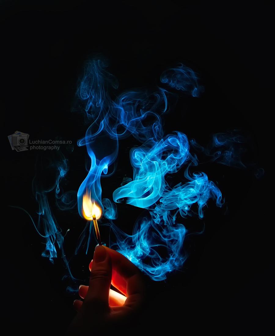 "A-Z Foto Project: F => ""Flacara, Foc, Fum"""