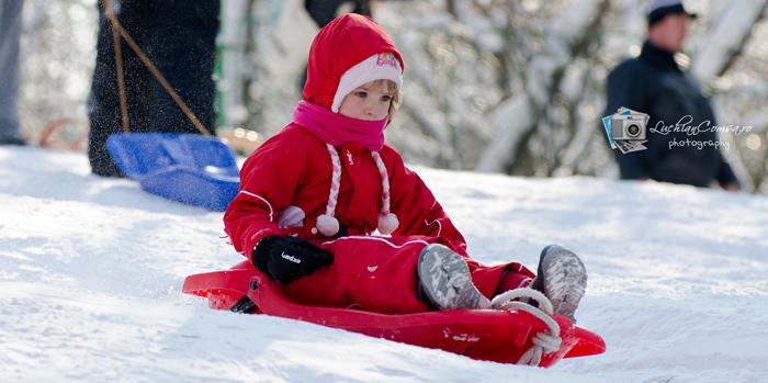 Iarna la sanius! #1