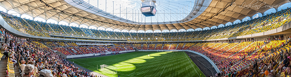 Panorama Arena Nationala – Bucuresti
