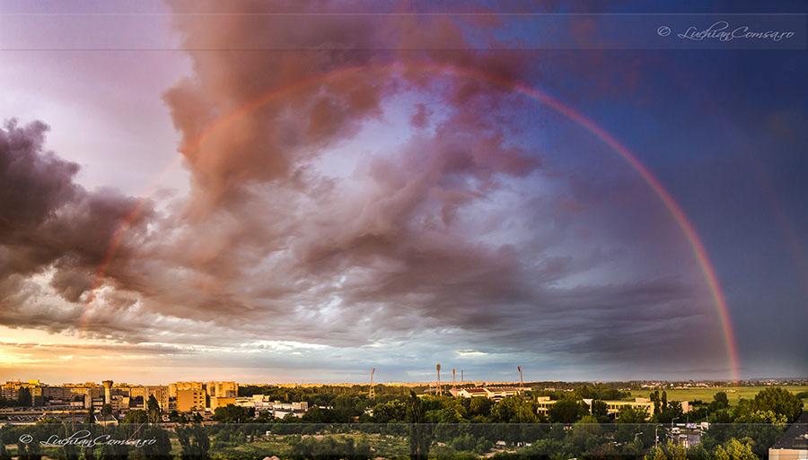 Panorama curcubeu – 06.06.2012