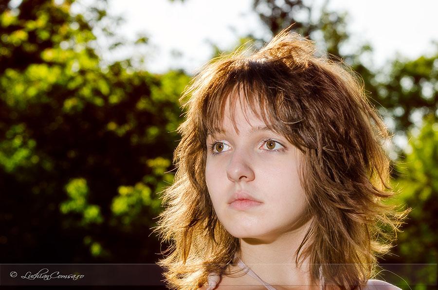 Portret – Andreea