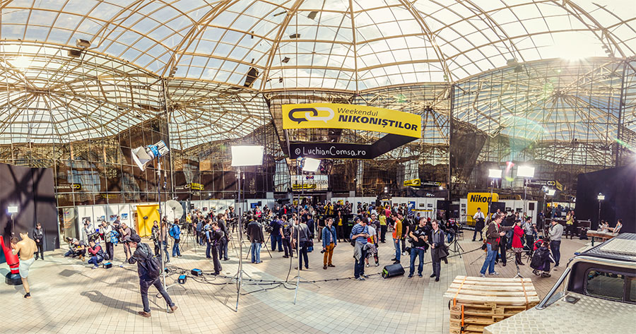 Weekendul Nikonistilor (Panorama + Poze)
