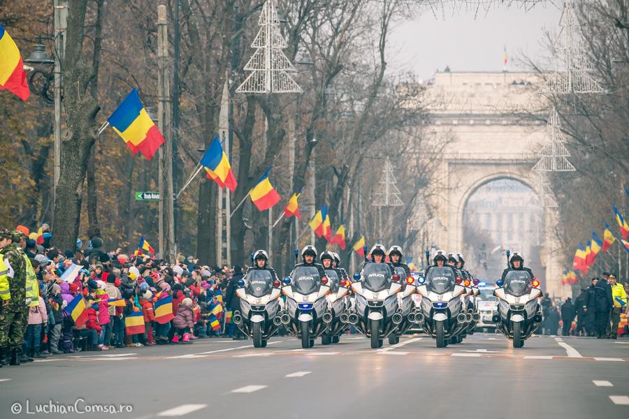 Parada militara 1 decembrie 2013 – Bucuresti (Poze)