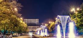 Fotografie de Noapte - Bucuresti