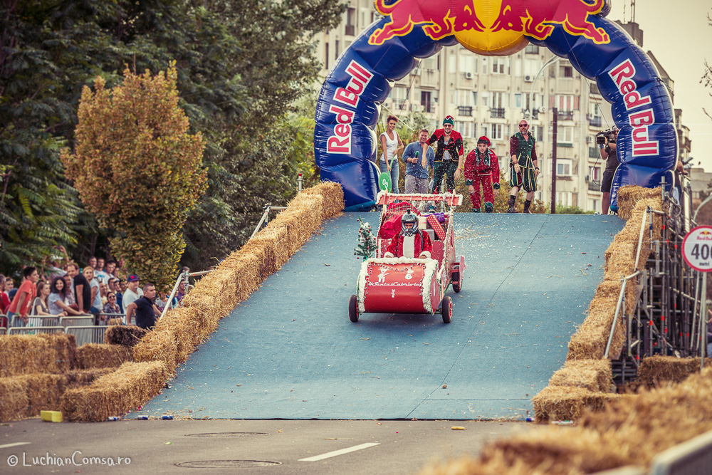 Red Bull Soapbox Race Romania 2014 (Foto & Video)