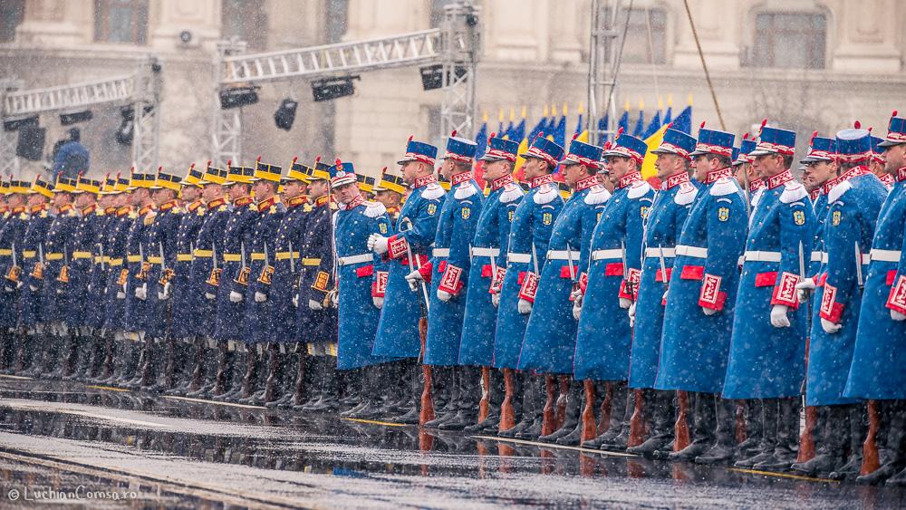Parada militara 1 decembrie 2014 – Bucuresti (Poze)