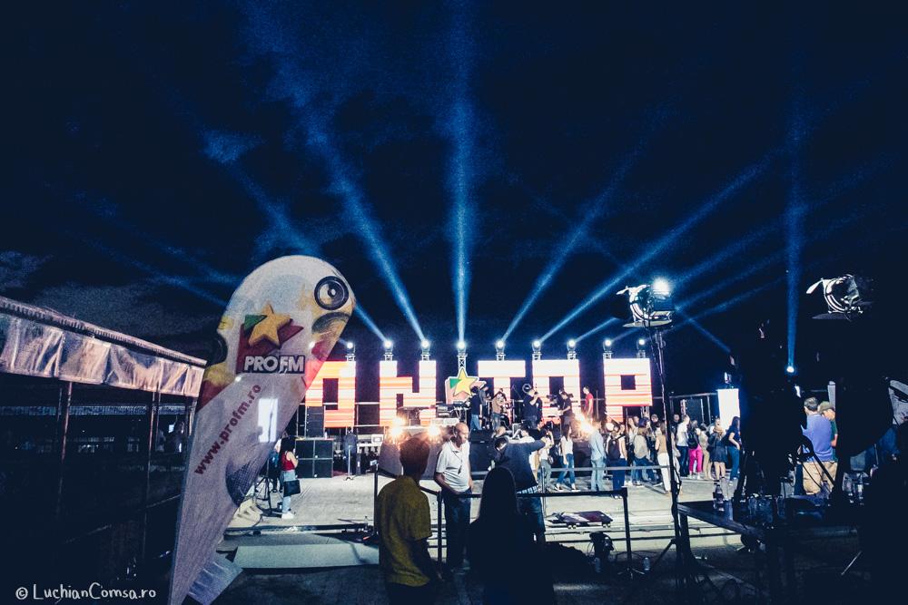 Concert ProFM ON TOP 2017 @ Casa Poporului (VLOG & POZE)