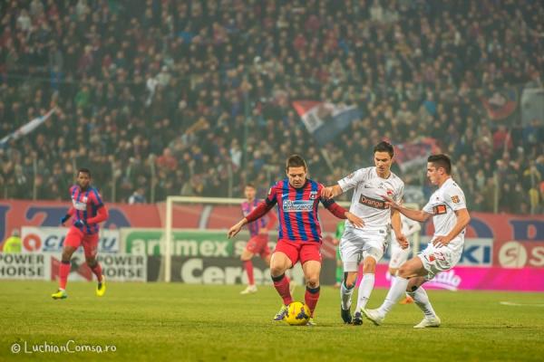Fotbal - FC Steaua Bucuresti VS Dinamo Bucuresti (POZE)