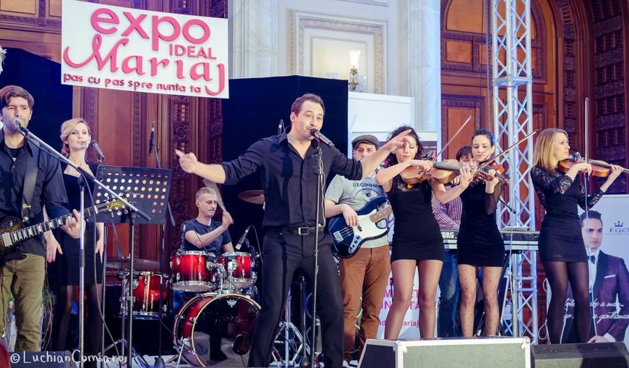 Andreea Mantea & Stefan Stan Concert Casa Poporului
