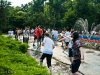 Bataie cu apa - Parcul Herastrau (46)