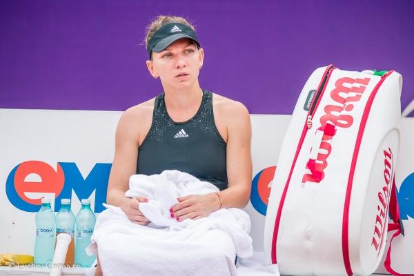 Tenis - Simona Halep vs Aleksandra Krunic - BRD Bucharest Open