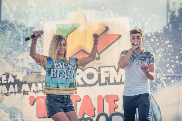 Bataia cu Apa - ProFM - Bucuresti