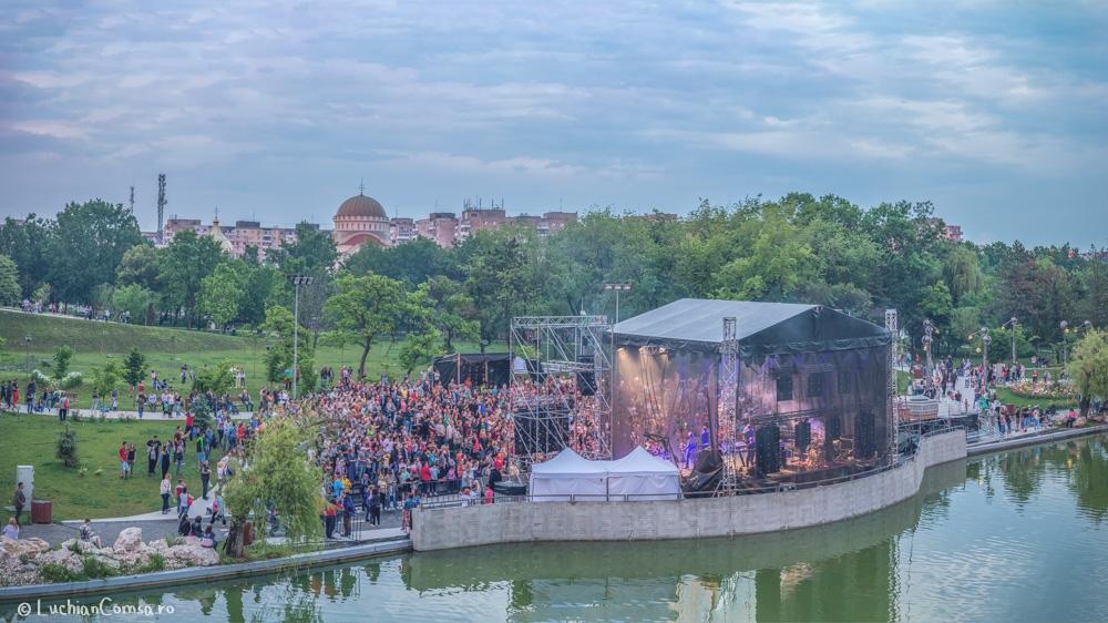 3 Sud Est Concert Ziua Copilului Parc Dr-Taberei