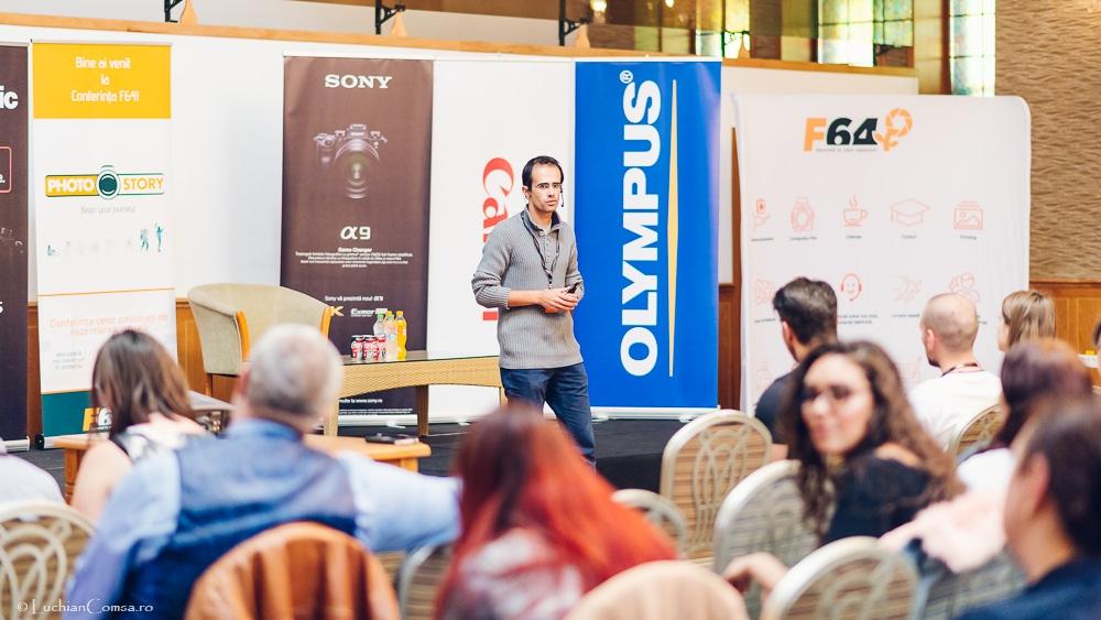 Conferinta F64 Photo Story 2017