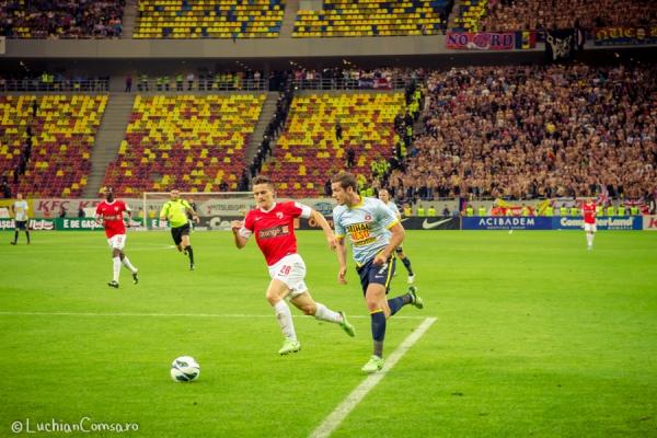 Fotbal - Dinamo vs Steaua Bucuresti