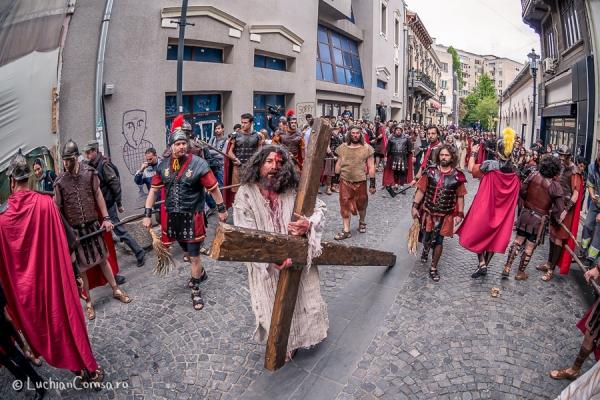 Drumul Crucii - Eveniment Bucuresti 2014