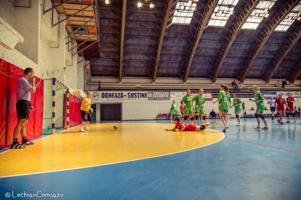 Handbal - Spartac VS Activ Plopeni
