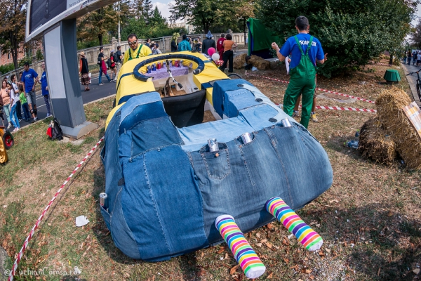 Red Bull Soapbox Race Romania 2014 - Bucuresti - Casa Poporului