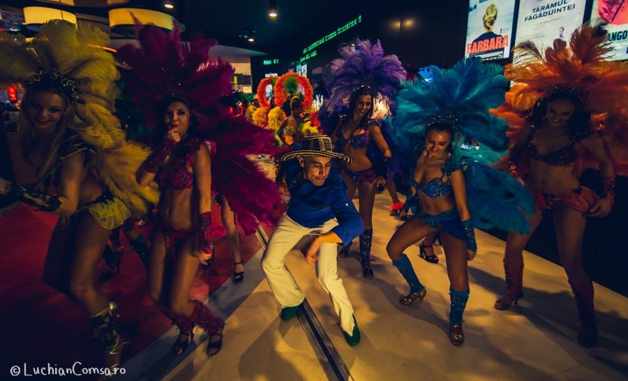 Samba por tu amor - Mall Baneasa