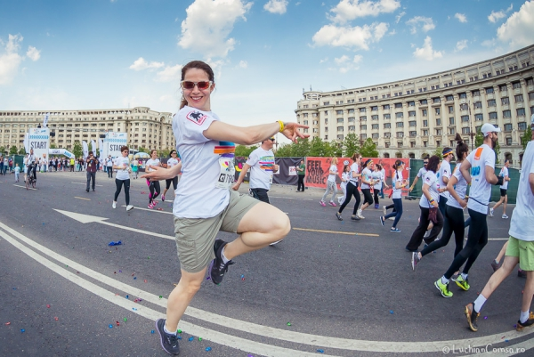 The Color Run Bucharest - Bucuresti - 2015