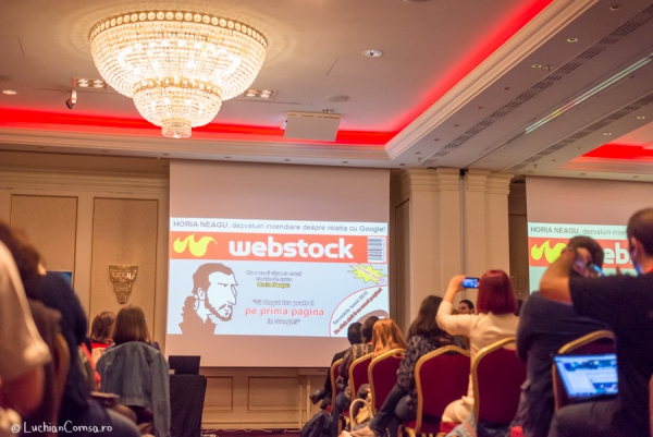 Webstock 2015 - Hotel Marriot - Bucuresti