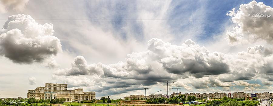 Panorama Casa Poporului