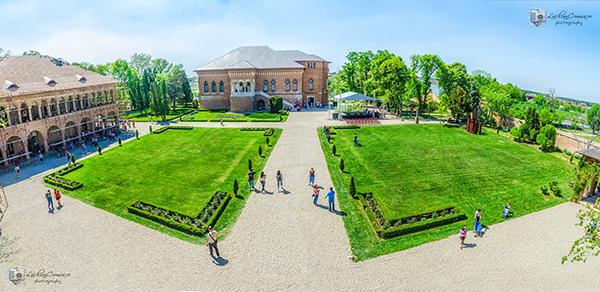 Panorama Palatul Mogosoaia – 1 mai 2012