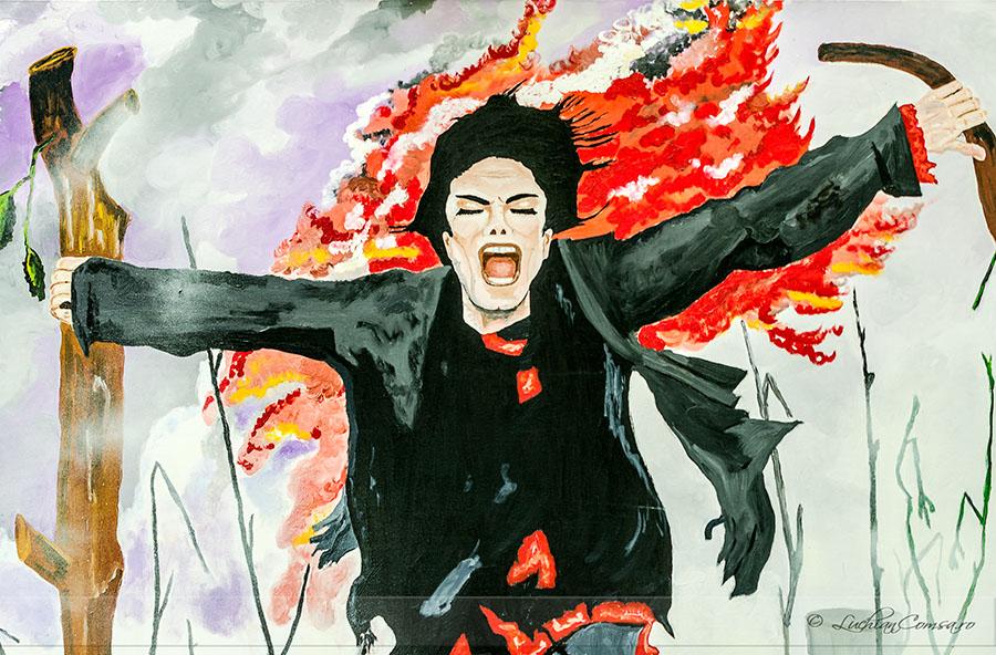 Picturi Michael Jackson