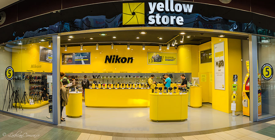 Panorama YellowStore – Sun Plaza!