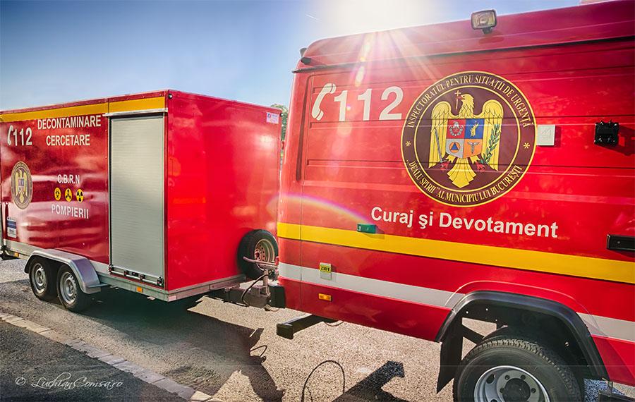 La multi ani Pompieri!