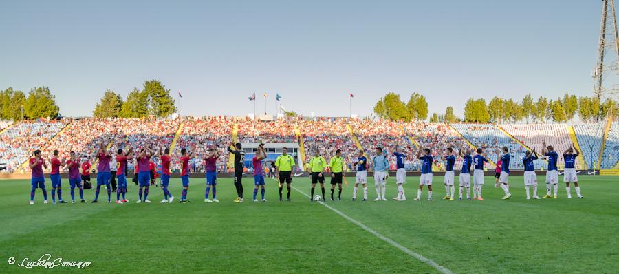 FC Steaua Bucuresti – Otelul 2-1 (POZE)