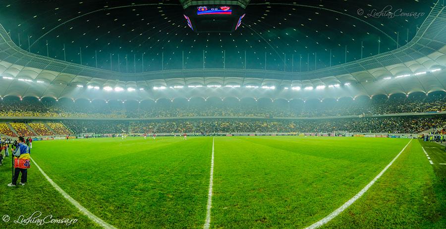 Steaua Bucuresti – Dinamo Bucuresti (Panorama)
