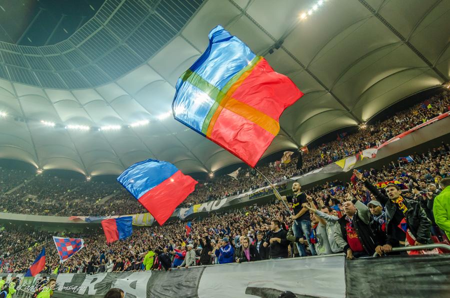 FC Steaua Bucuresti – Dinamo Bucuresti (POZE)