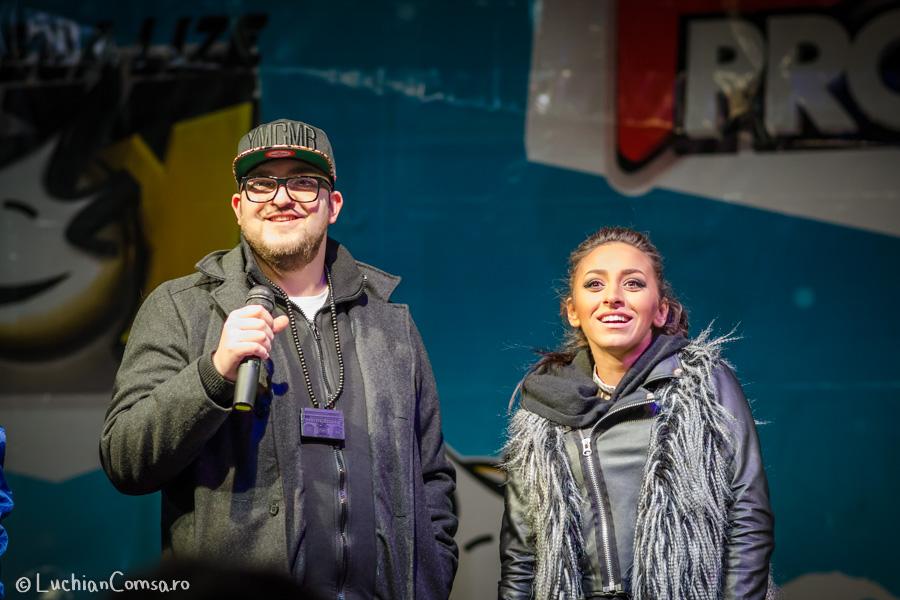Concert Ruby & Boier Bibescu @ Patinoarul Drumul Taberei