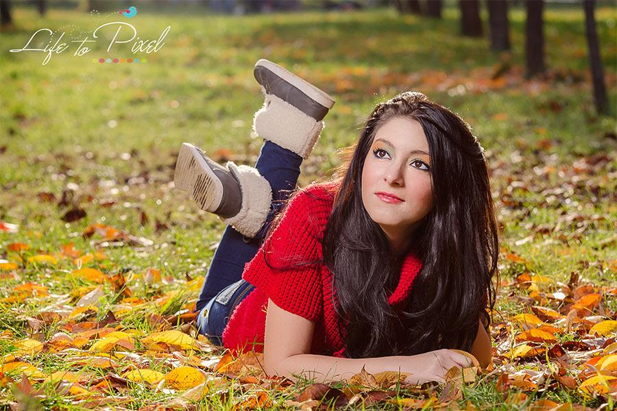Alina – Sedinta foto de toamna