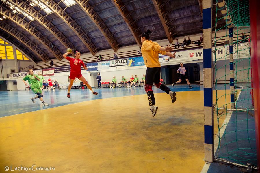 Handbal – Spartac VS Activ Plopeni (POZE)